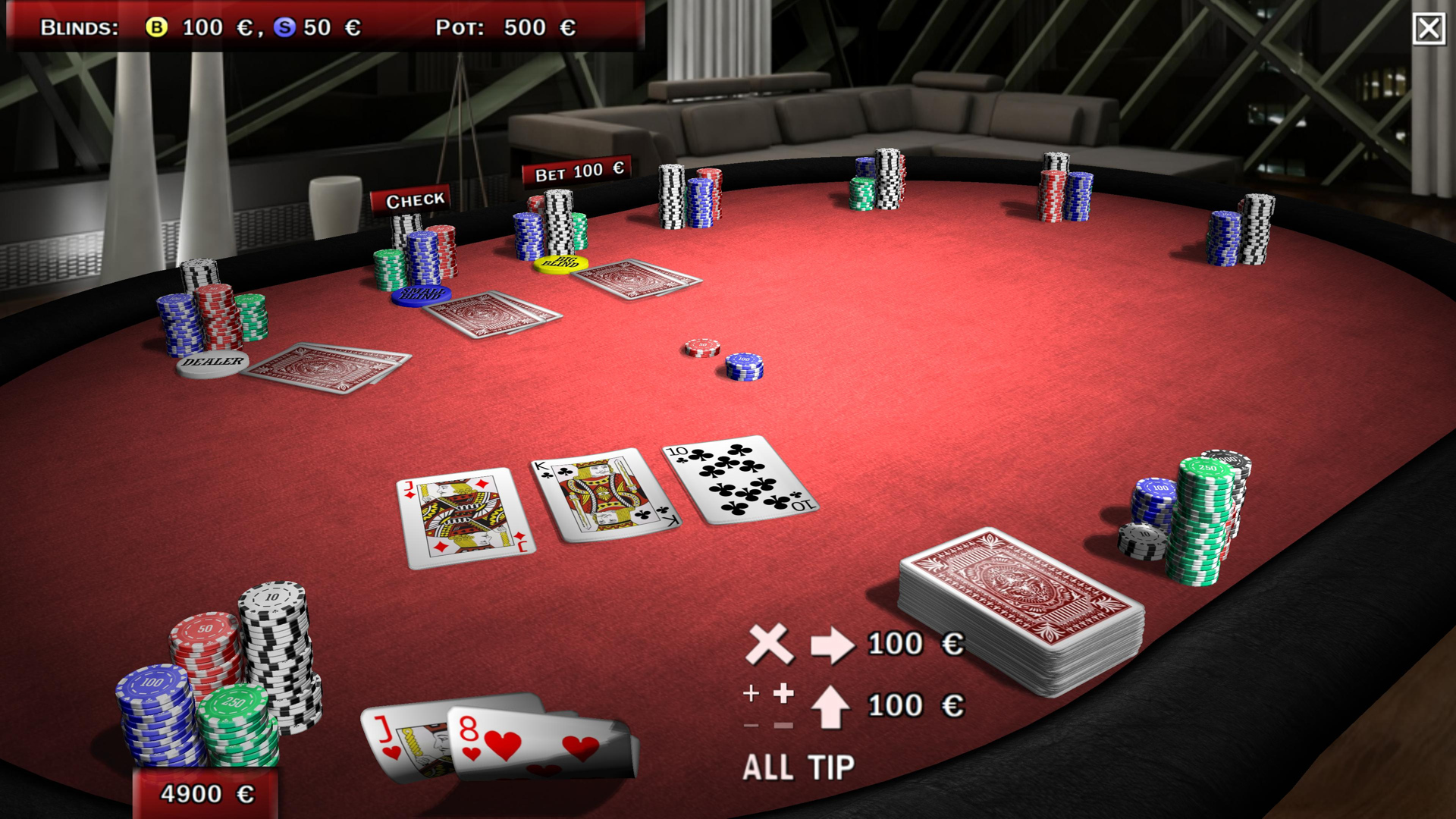 Texas Holdem Poker Online Free Singleplayer Yellowscience